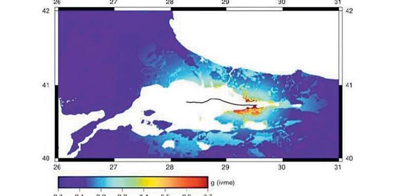 Korkutan açıklama: %98 Doğu Marmara hattı kırılacak!