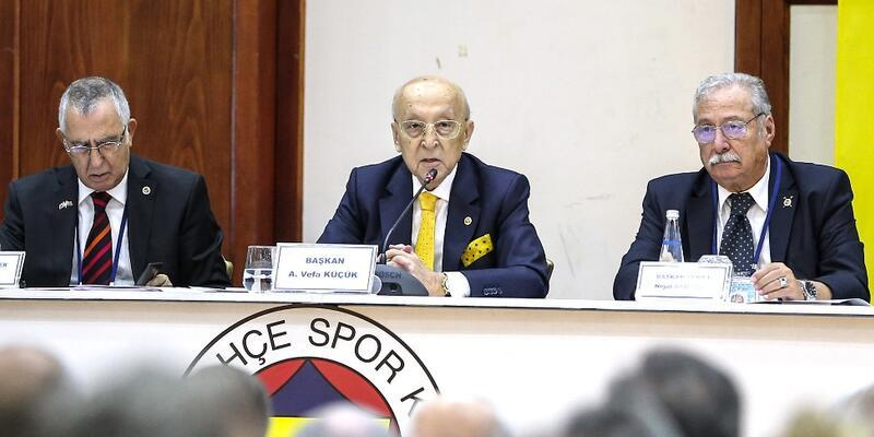 Fenerbahçe'nin toplam borcu düştü