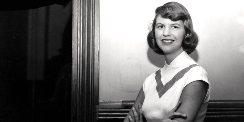 Google'dan Sylvia Plath'a özel doodle: Sylvia Plath kimdir?