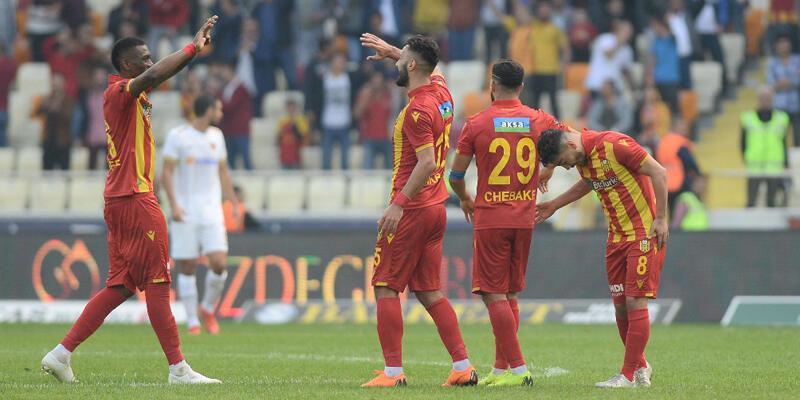 Yeni Malatyaspor-Kayserispor: 4-0