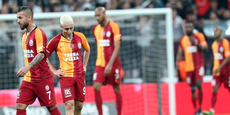 Galatasaray deplasmanda 4 yıldır derbi kazanamıyor