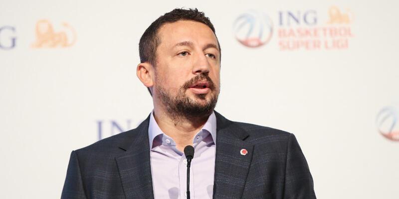 TBF Başkanı Türkoğlu'ndan Cumhuriyet Bayramı kutlaması