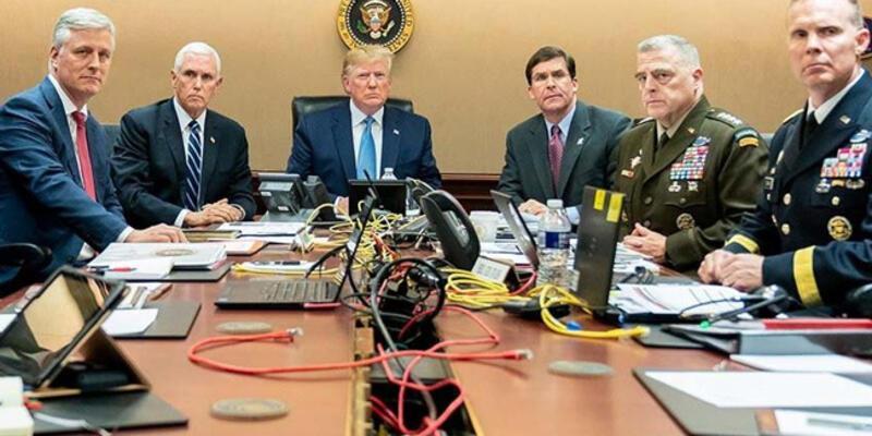 Trump: Bağdadi operasyonunun videolarını yayımlamayı düşünüyoruz