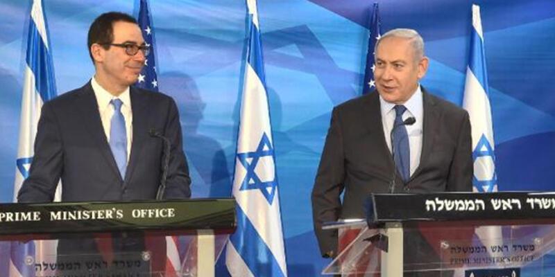 ABD Hazine Bakanı: İran'a yaptırımları maksimum seviyeye çıkaracağız