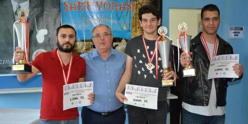 Türkiye'nin en hızlı satranç ustaları belli oldu
