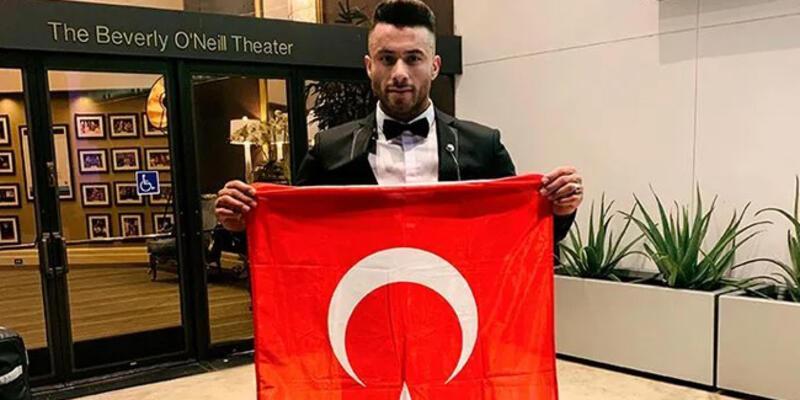 Umut Süleyman Altınpa dünya şampiyonu oldu