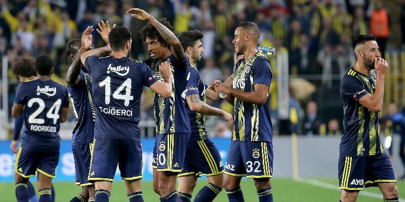 Fenerbahçe'de bütün takım golcü