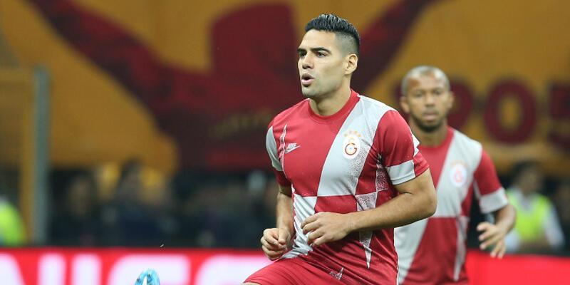 Galatasaray'da Falcao'suz 27 gün