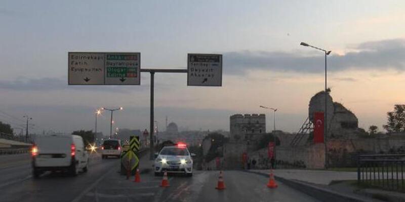 İstanbullular dikkat! Trafiğe kapatıldı...