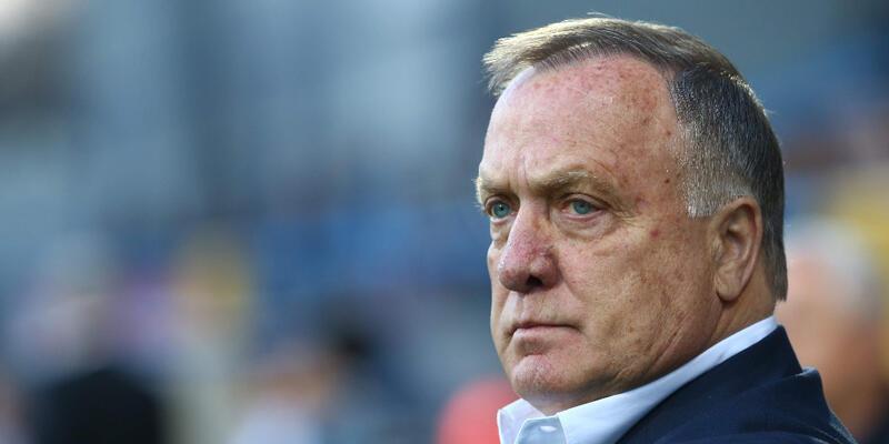 Feyenoord'un yeni teknik direktörü Dick Advocaat