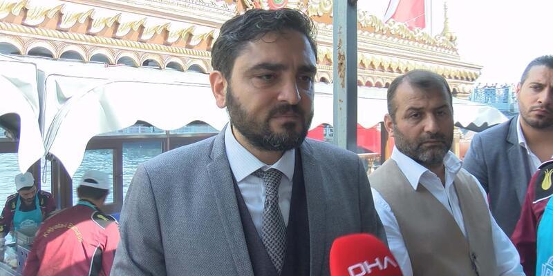 Tarihi Balık-Ekmek Turizm Kooperatif Başkanı:İBB'nin tebligatı ulaştı