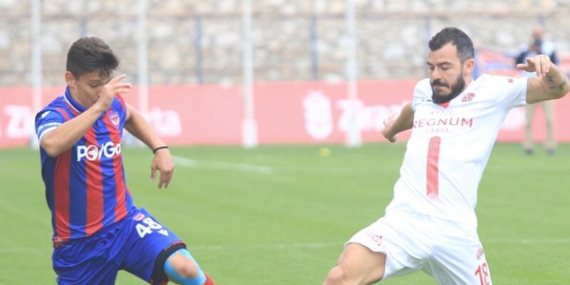 Antalyaspor penaltılarda tur atladı