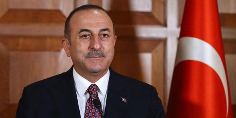 Bakan Çavuşoğlu'ndan Suriye Anayasa Komitesi açıklaması