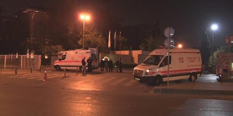 Bu da oldu! İstanbul Tıp Fakültesi Hastanesi'nin ambulansını çaldılar
