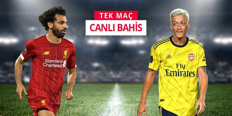İngiltere'de dev maç CANLI BAHİS'le Misli.com'da!