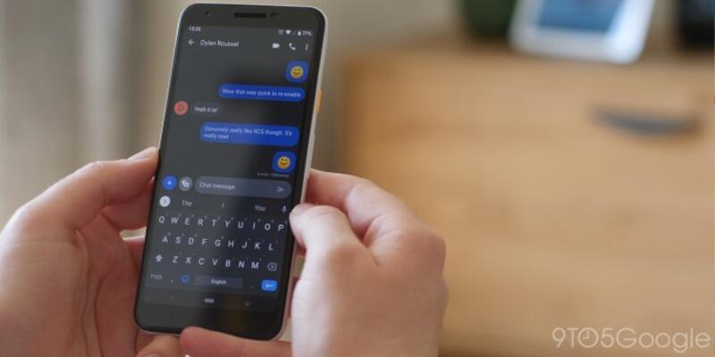 Android Mesajlar RCS özelliği kullanıma sunuldu