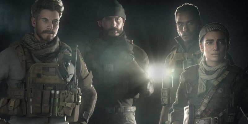 Call of Duty Modern Warfare zirveye yerleşti