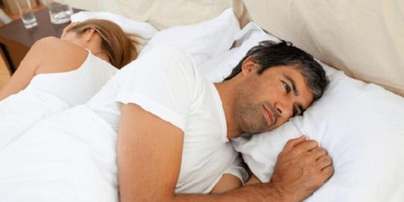Stres erken andropoza neden olabilir