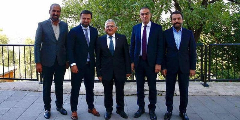 Kayserispor Bülent Uygun'a emanet