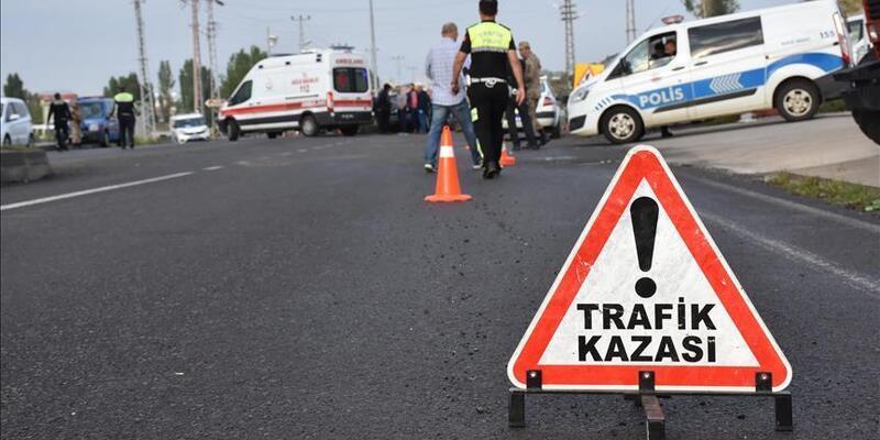 Van'da trafik kazası: 3 ölü, 4 yaralı