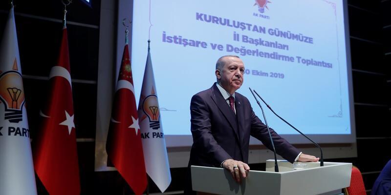 Cumhurbaşkanı Erdoğan: Tüm terör örgütleri kuduz gibi saldırıyor