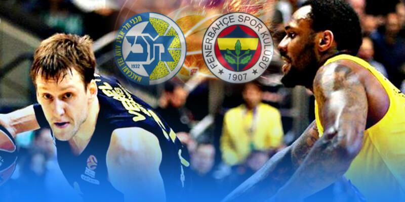 Maccabi Tel Aviv Fenerbahçe Beko basketbol maçı ne zaman, saat kaçta, hangi kanalda?