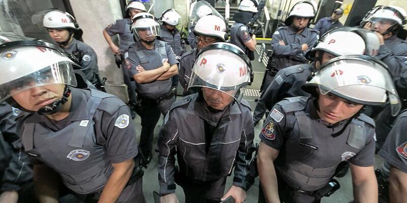 Brezilya'da kanlı baskın