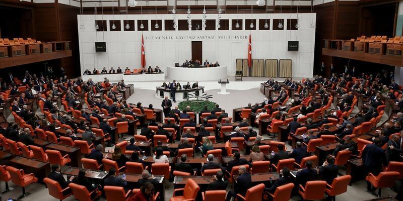 ABD Temsilciler Meclisi'nin kararları TBMM'de ortak bildiri ile kınandı