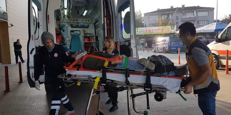 Yaralanan sürücüden 16 gün sonra acı haber