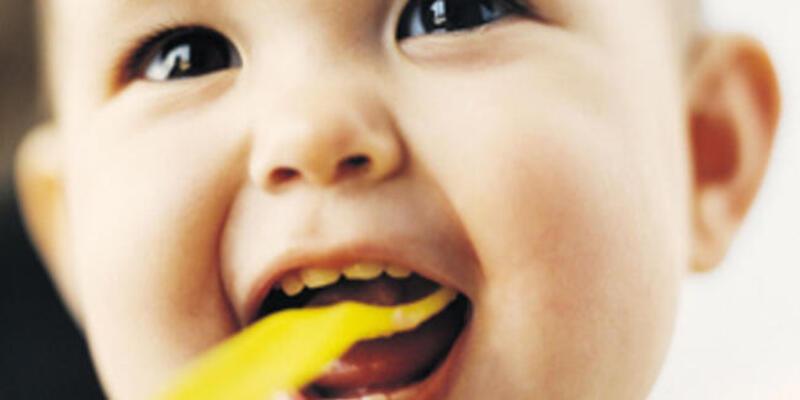 Bebeklerde görülen diş problemlerine dikkat