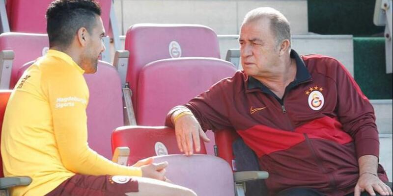 Falcao, Rizespor maçında oynayacak mı?