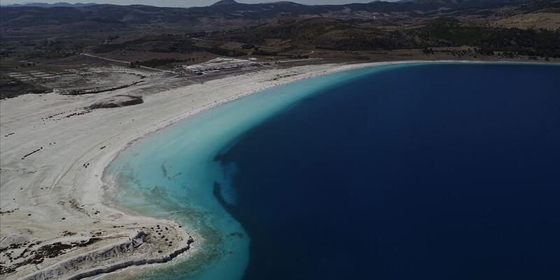 Bakanlıktan Salda Gölü açıklaması