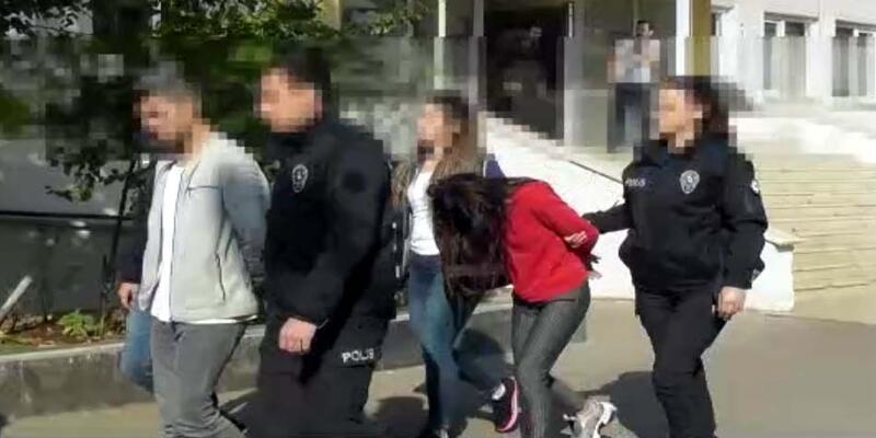 Cinsel istismarda bulunduğu 17 yaşındaki kızı fuhuş çetesinin başına getirmiş
