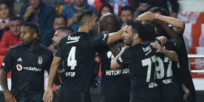 Antalyaspor-Beşiktaş: 1-2