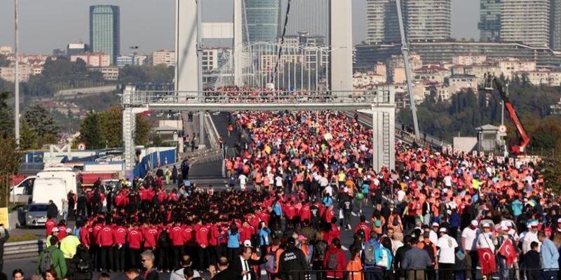 İstanbul Maratonu'nunda rekor kırıldı!