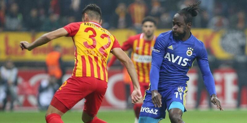 Kayserispor Fenerbahçe CANLI YAYIN