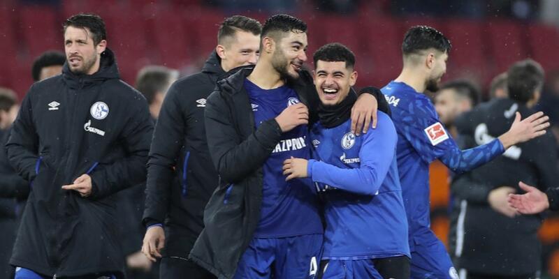 Ozan Kabak Schalke'de ilk golünü attı