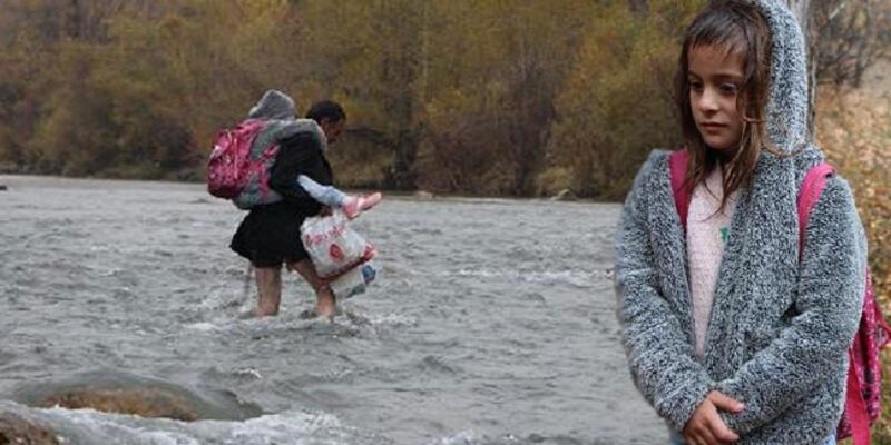Görüntüler yürek sızlatmıştı! Kaymakamlık çocuklar için harekete geçti