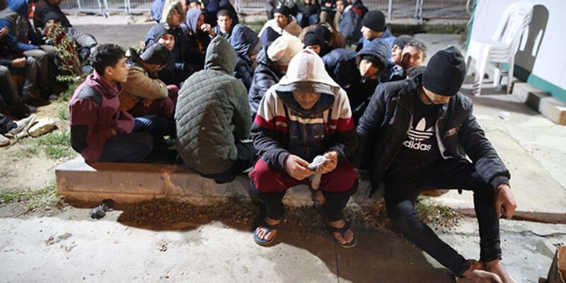 Düzensiz göçmenlerin Yunan askerlerince darp edilip Türkiye'ye gönderildiği iddiası
