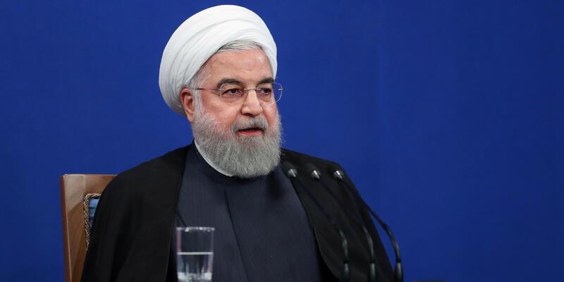 Ruhani'den Kral Selman'a 'barış mektubu'