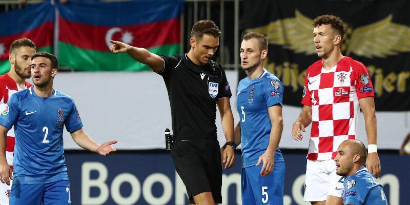 Wolfsberger-Başakşehir maçını Scharer yönetecek