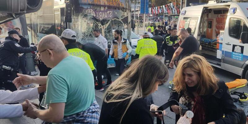 Beşiktaş'taki dehşetle ilgili yeni gelişme