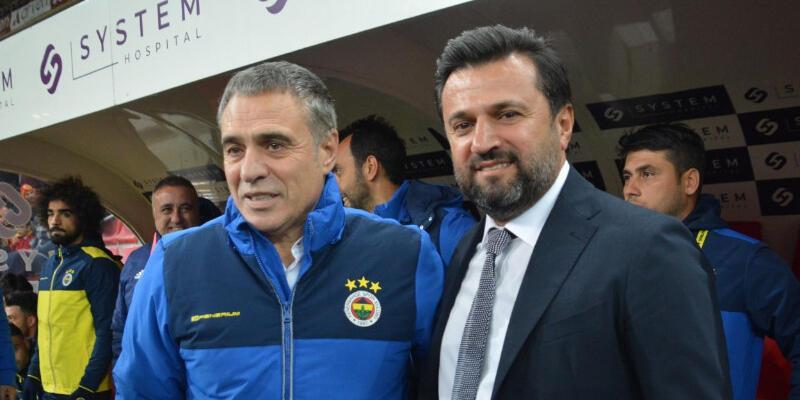 Bülent Uygun 11 yıl sonra Fenerbahçe'yi devirdi