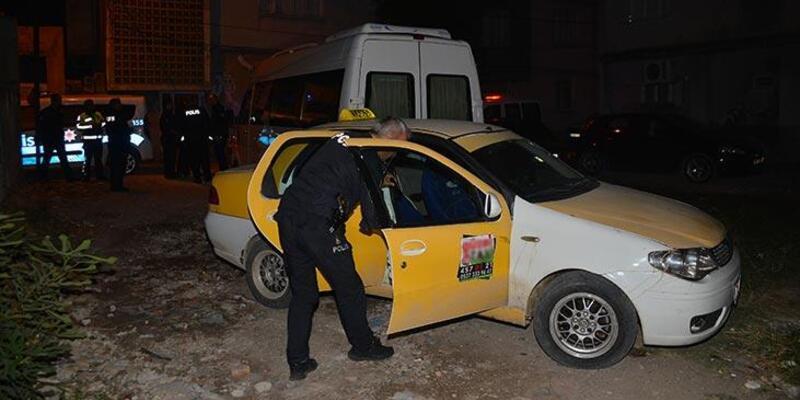 'Dur' ihtarına uymayınca polisler harekete geçti