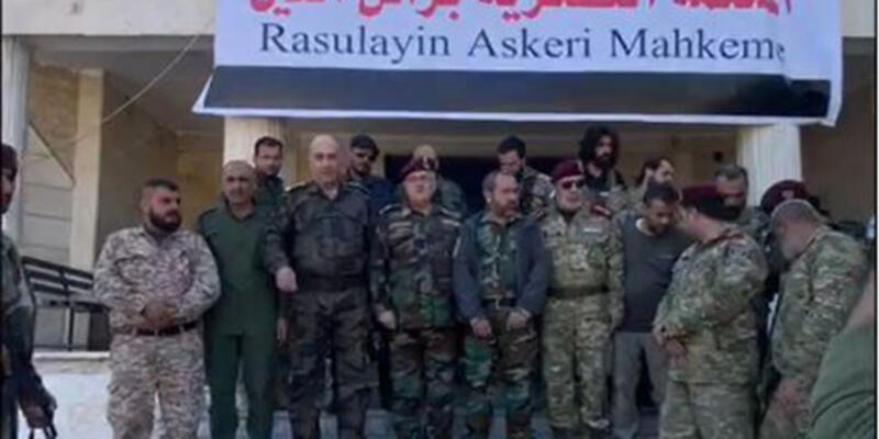Resulayn ve Tel Abyad'da Askeri Mahkeme kuruldu