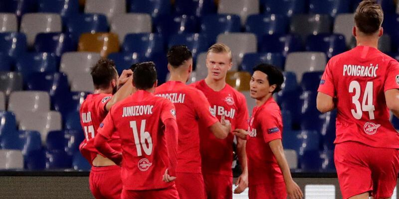 4 maçta 7 gol atan Haaland tarihe geçti