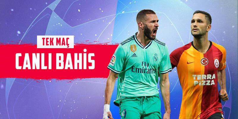 Galatasaray'ın kader maçına Misli.com'da CANLI OYNA!