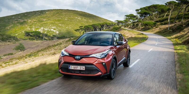 Yerli Toyota C-HR yenilendi