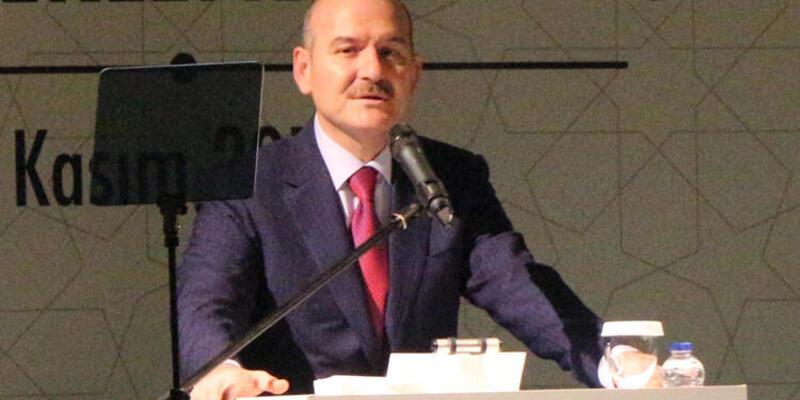 Bakan Soylu'dan Avrupa'ya sert sözler: Nato kafa, Nato mermer