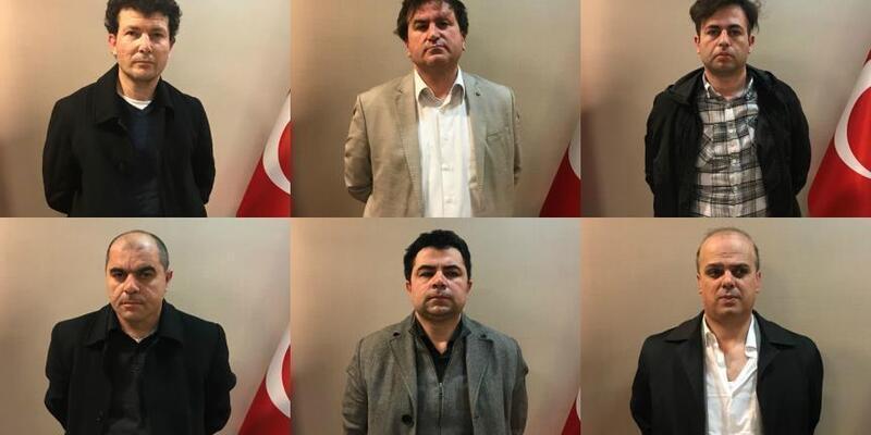 Kosova'dan getirilen FETÖ sanıklarının cezaları belli oldu